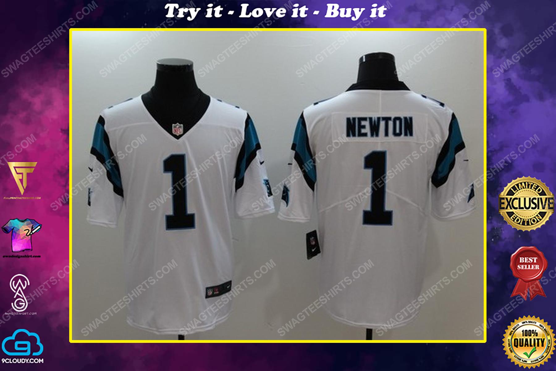 Custom name the carolina panther nfl football jersey