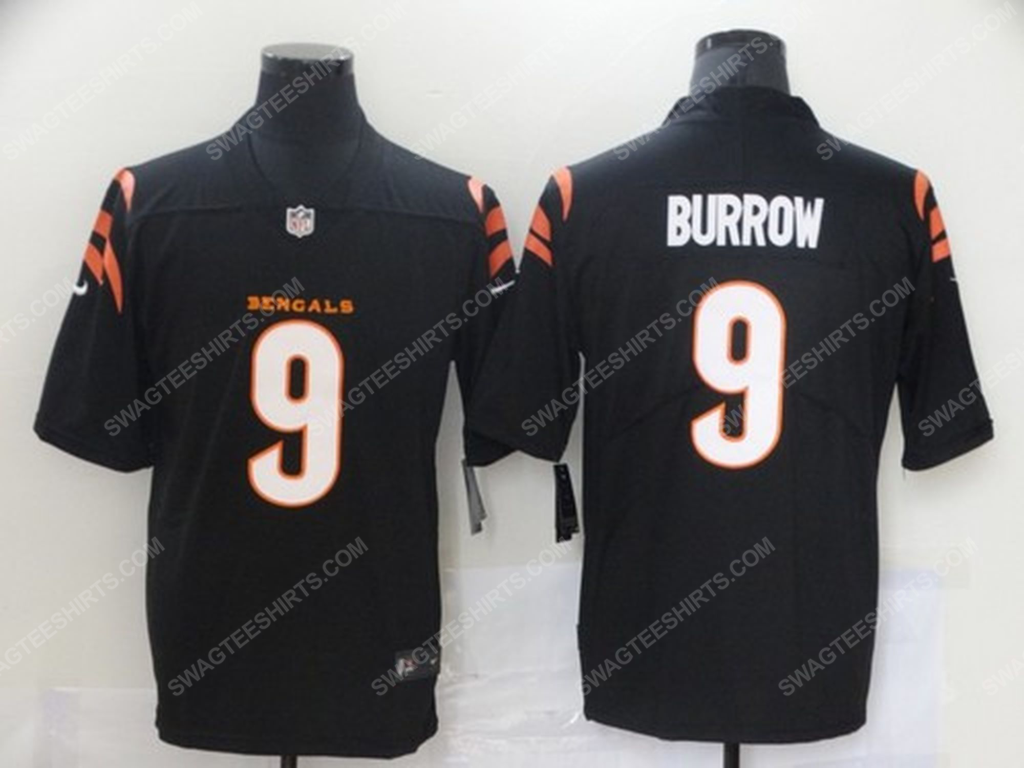 Custom name the cincinnati bengals nfl football jersey 1 - Copy (2)