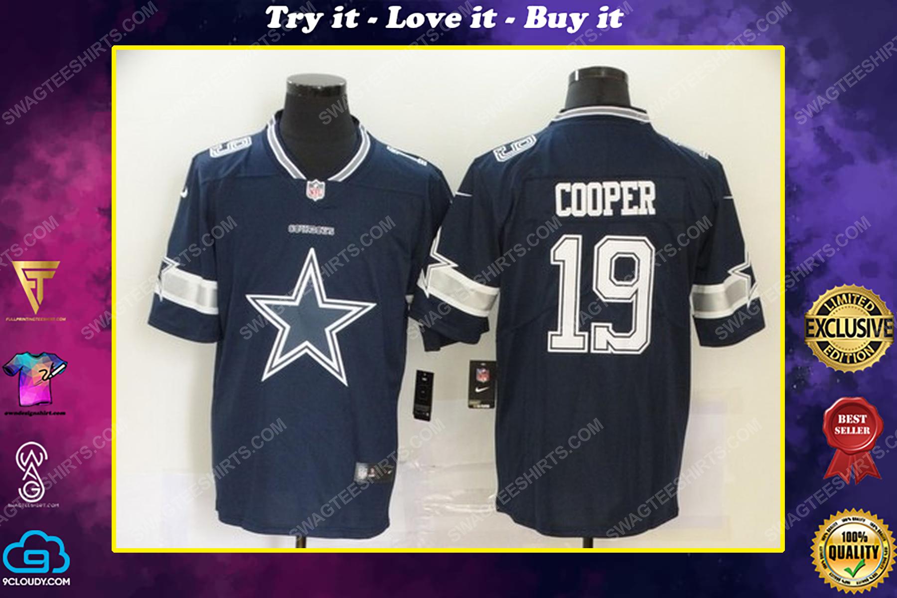 Custom name the dallas cowboys nfl football jersey