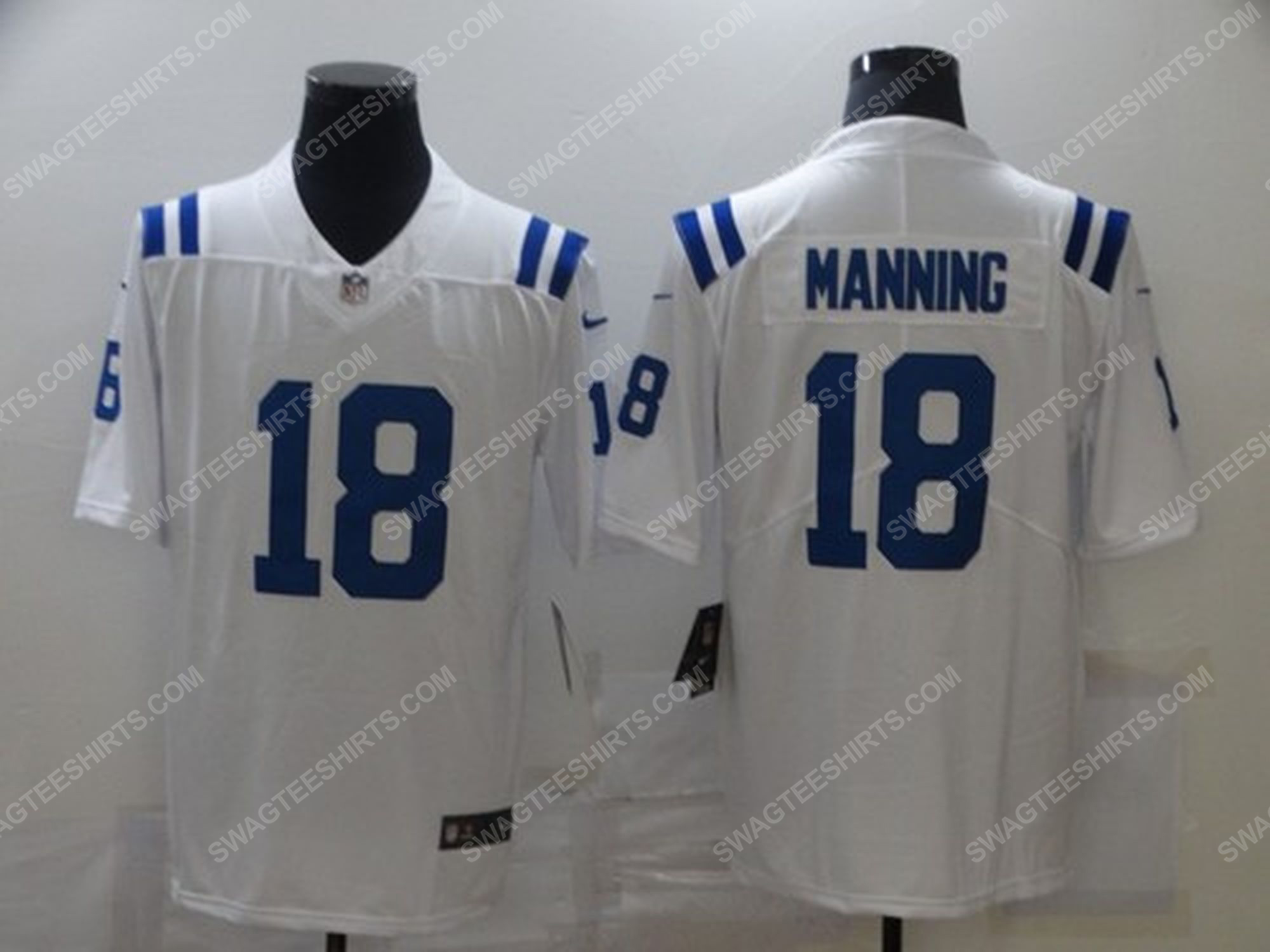 Custom name the indianapolis colts nfl football jersey 1 - Copy (2)
