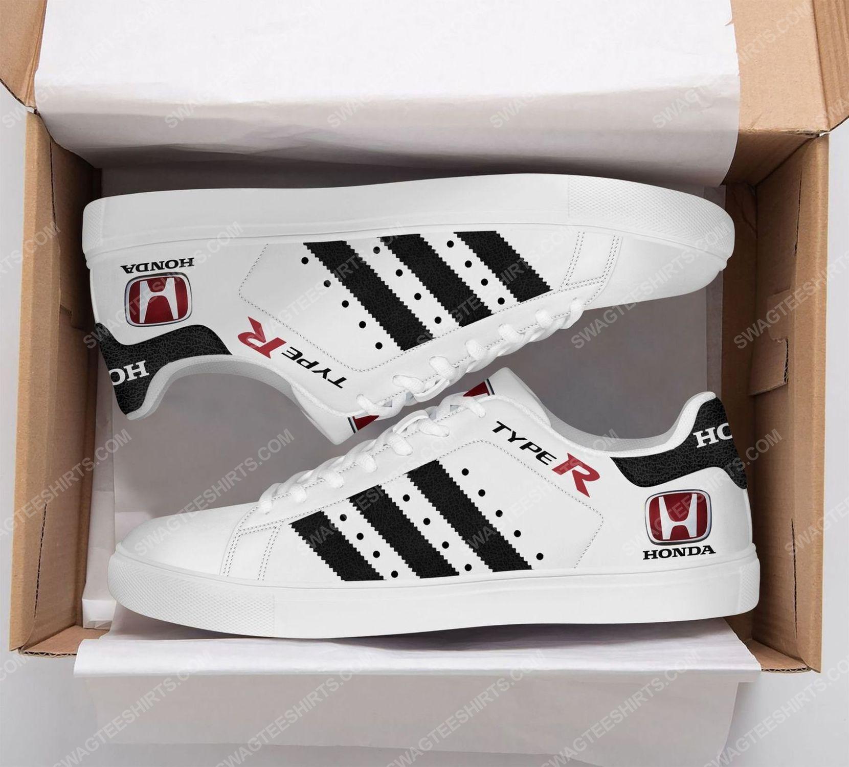 Honda civic type r version white stan smith shoes 2