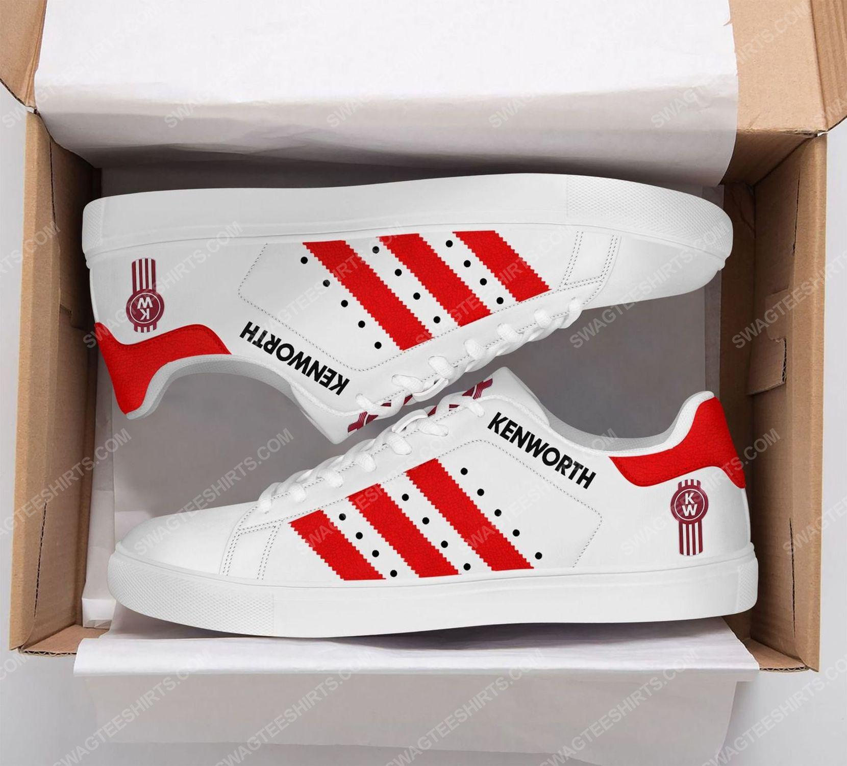 Kenworth trucks version red stan smith shoes 2