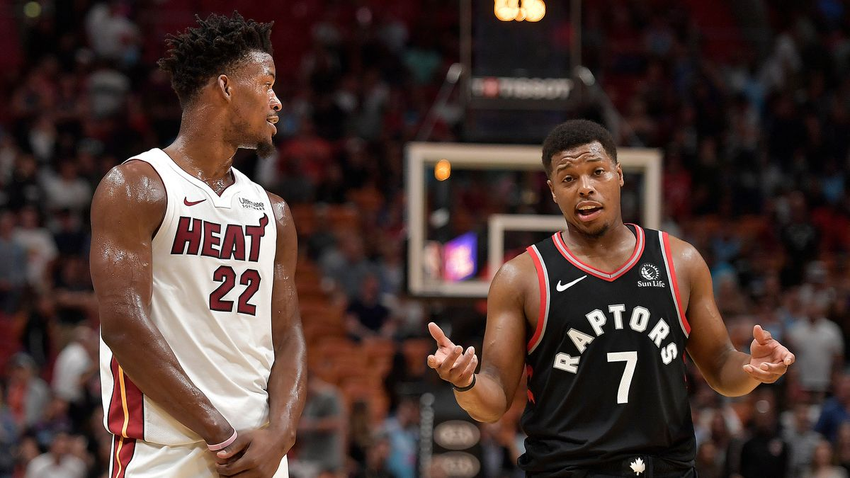 Kyle Lowry will rev up the offence for the Miami Heat