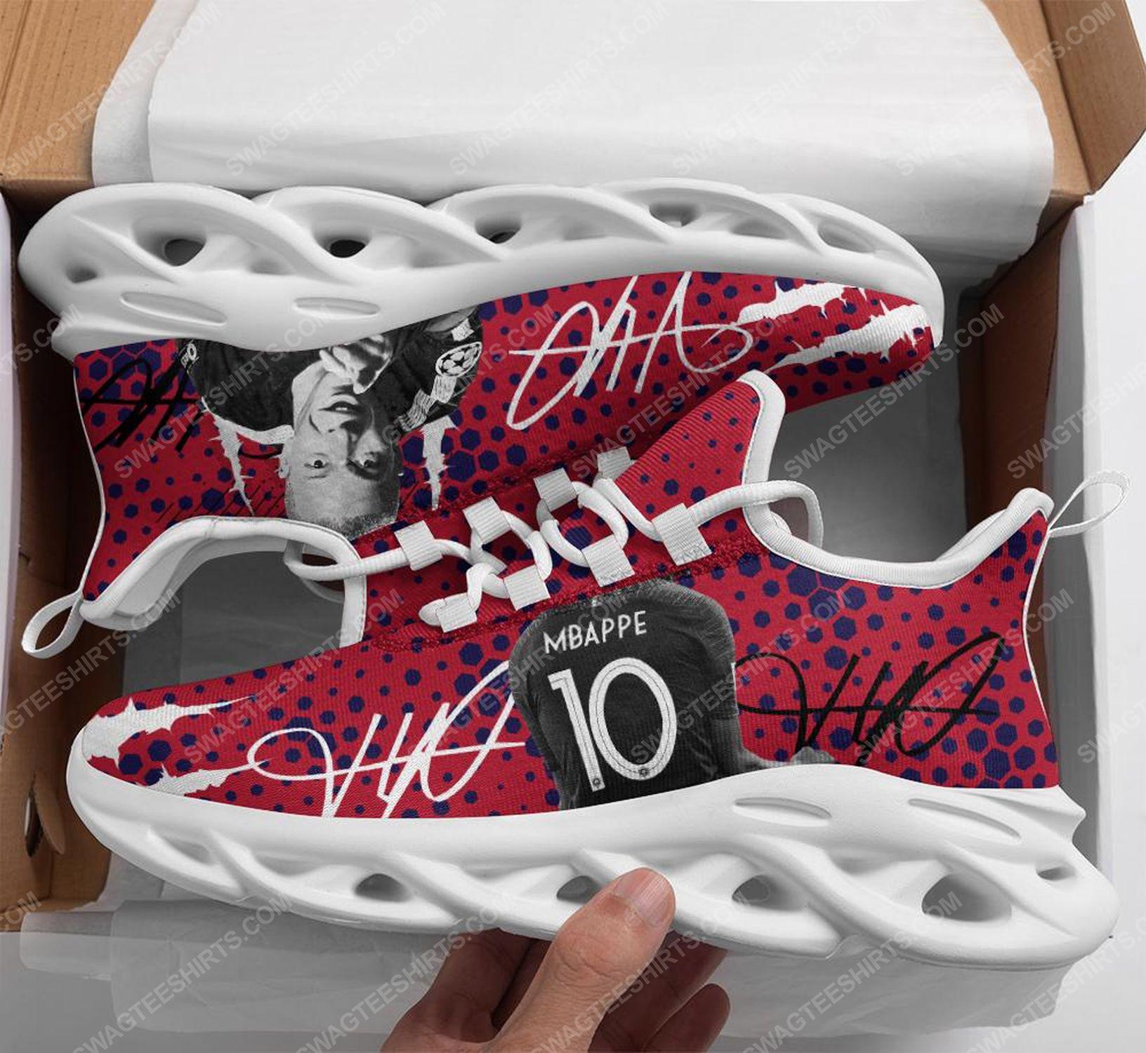 Kylian mbappe lottin paris saint-germain football club max soul shoes 1 - Copy (2)