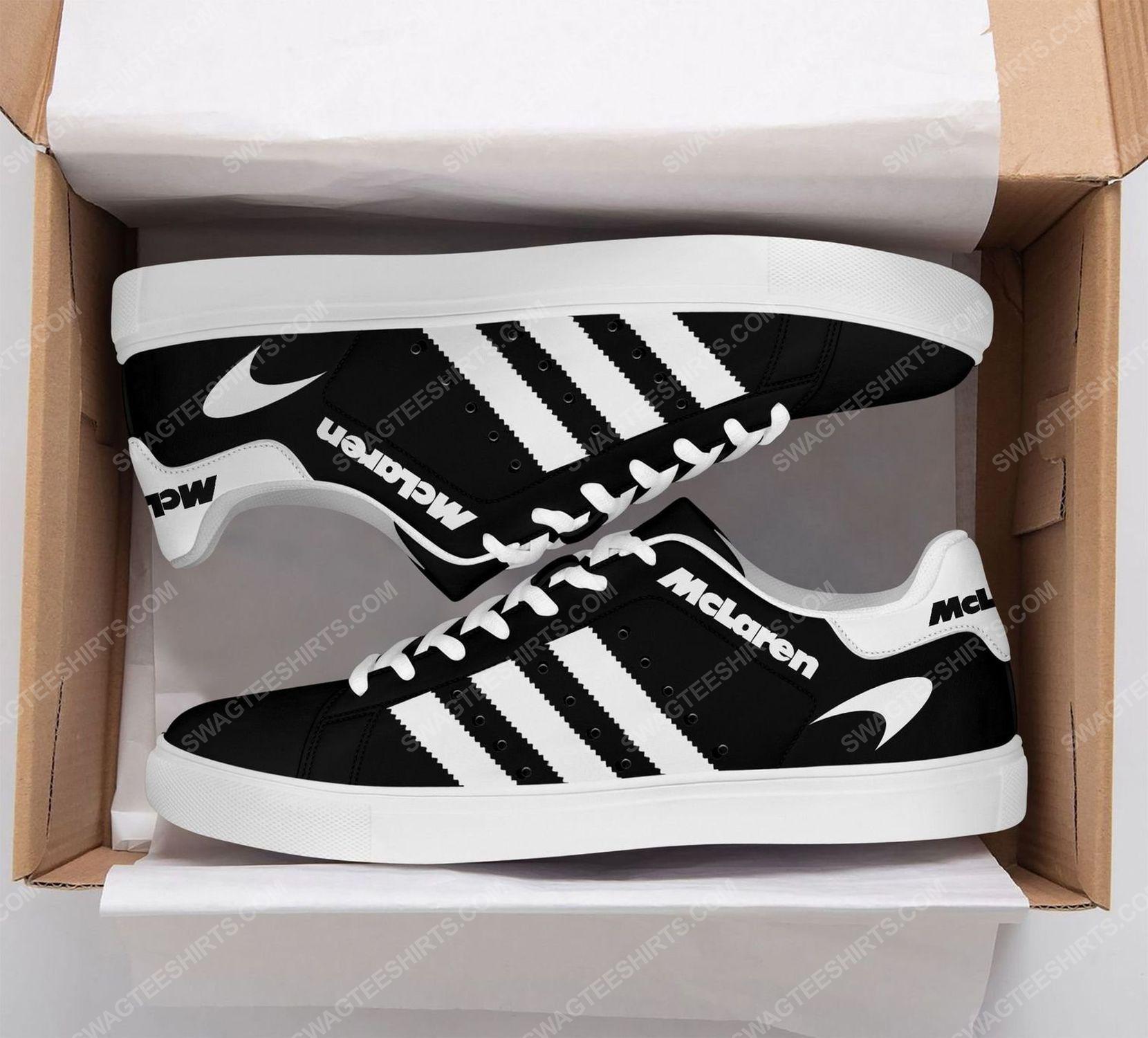 Mclaren automotive racing version black stan smith shoes 2