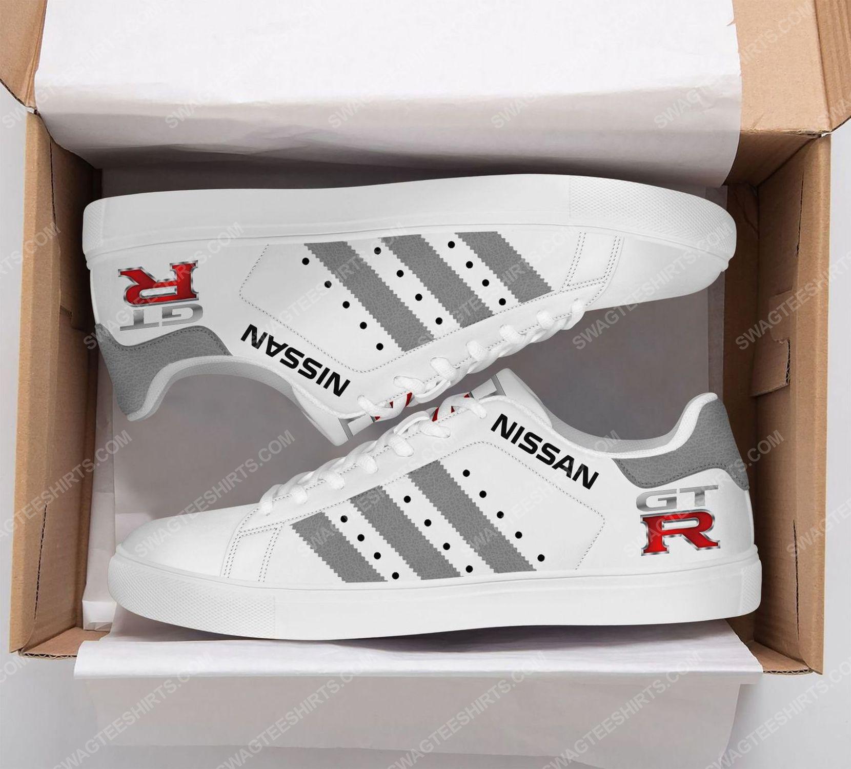 Nissan motorsport version grey stan smith shoes 2