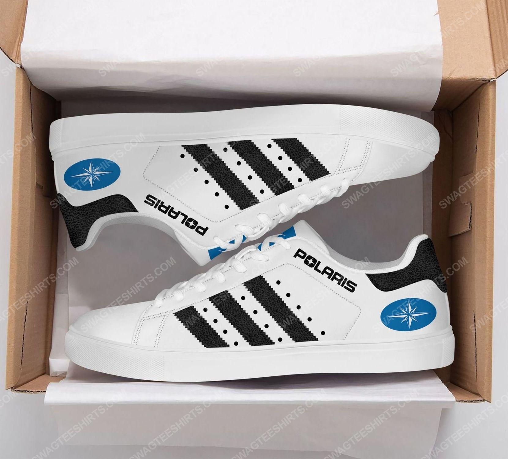 Polaris racing version white stan smith shoes 2