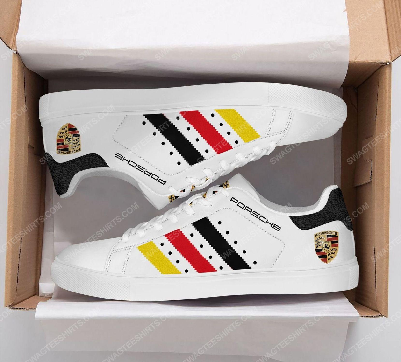 Porsche motorsport version white stan smith shoes 2