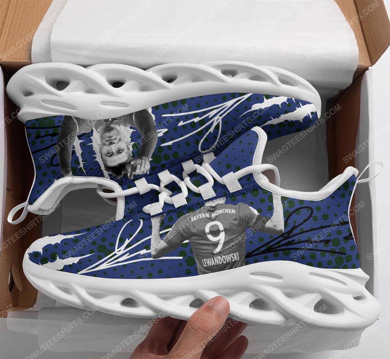 Robert lewandowski bayern munich football club max soul shoes 1 - Copy (2)