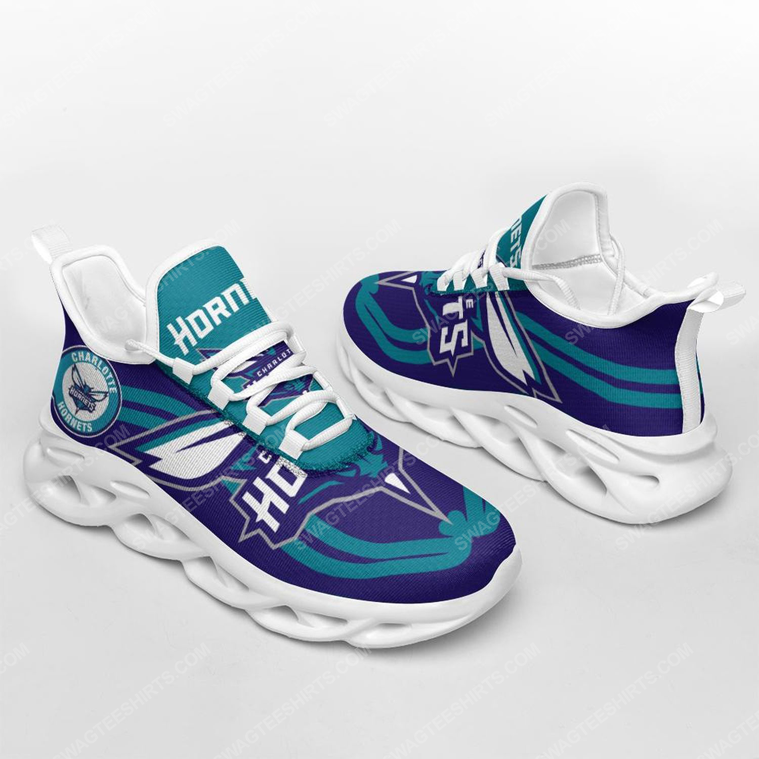 The charlotte hornets basketball team max soul shoes 1 - Copy (2)