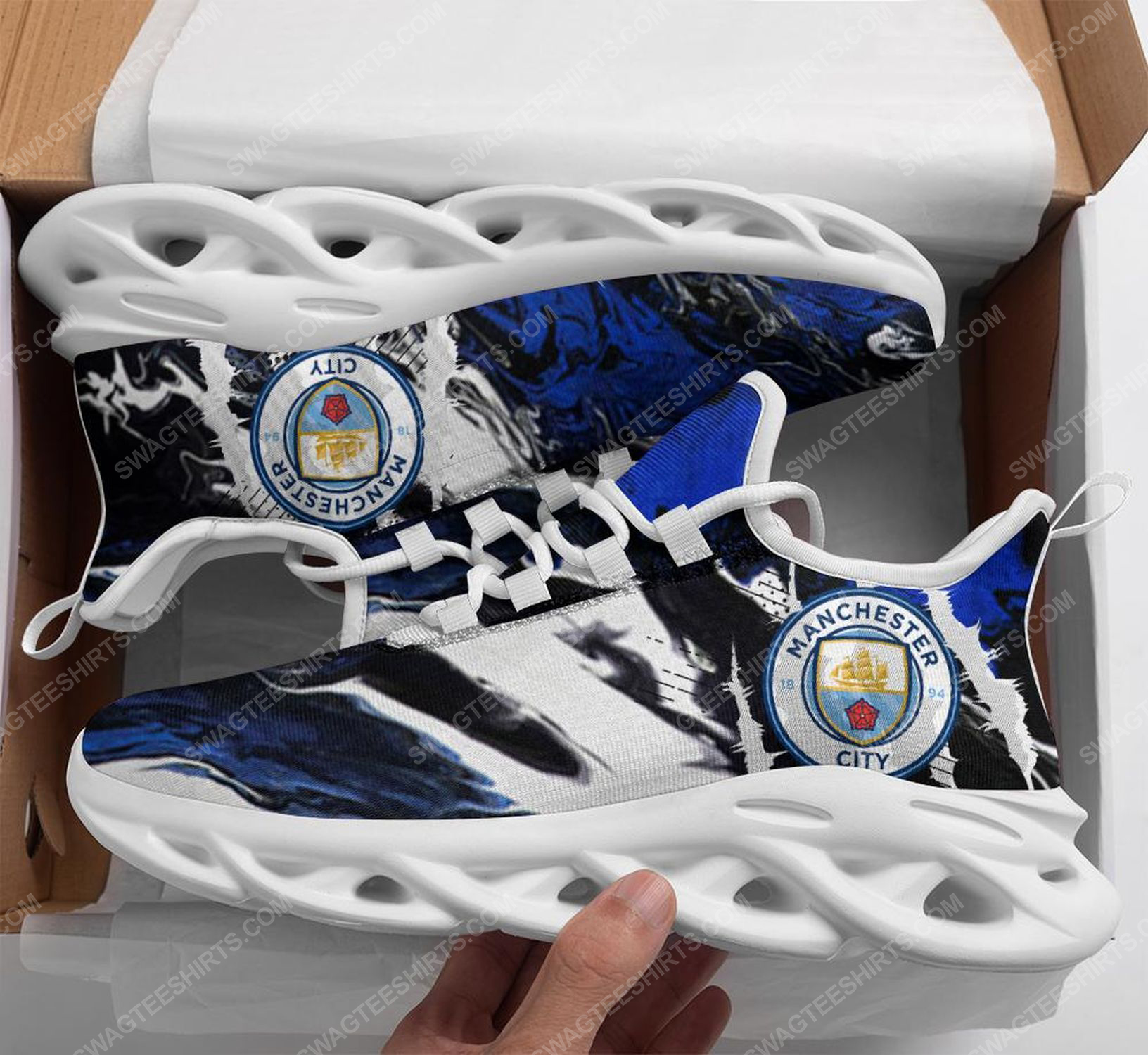 The manchester city football club max soul shoes 1 - Copy (2)