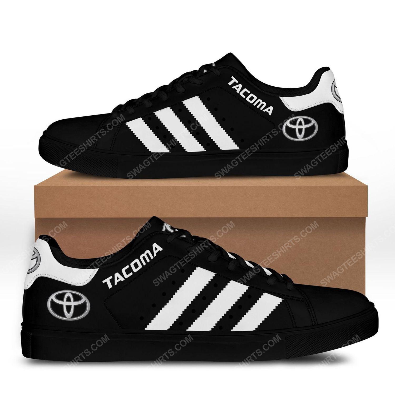 Toyota tacoma version black stan smith shoes - black 1
