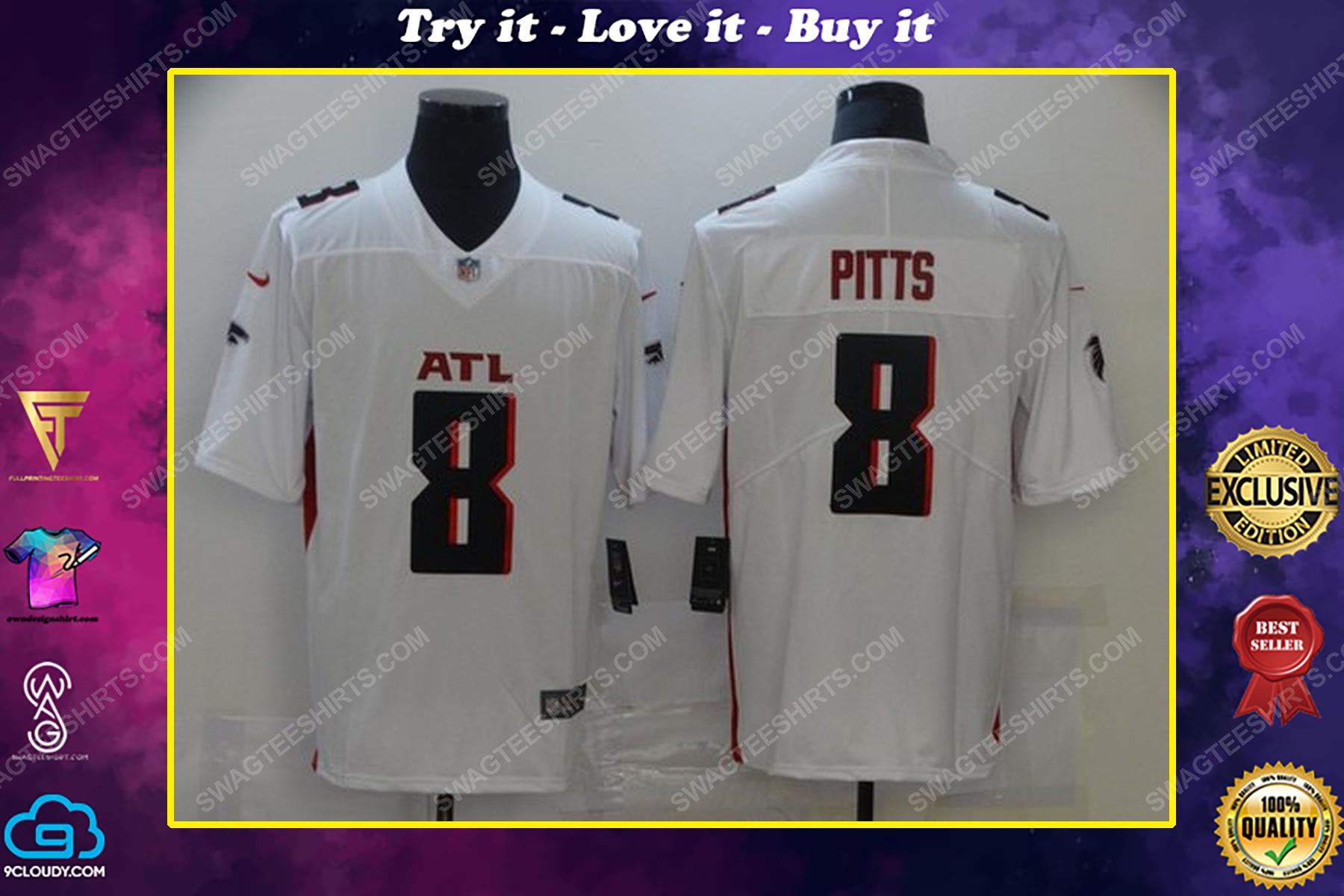 Custom name the atlanta falcons nfl football jersey