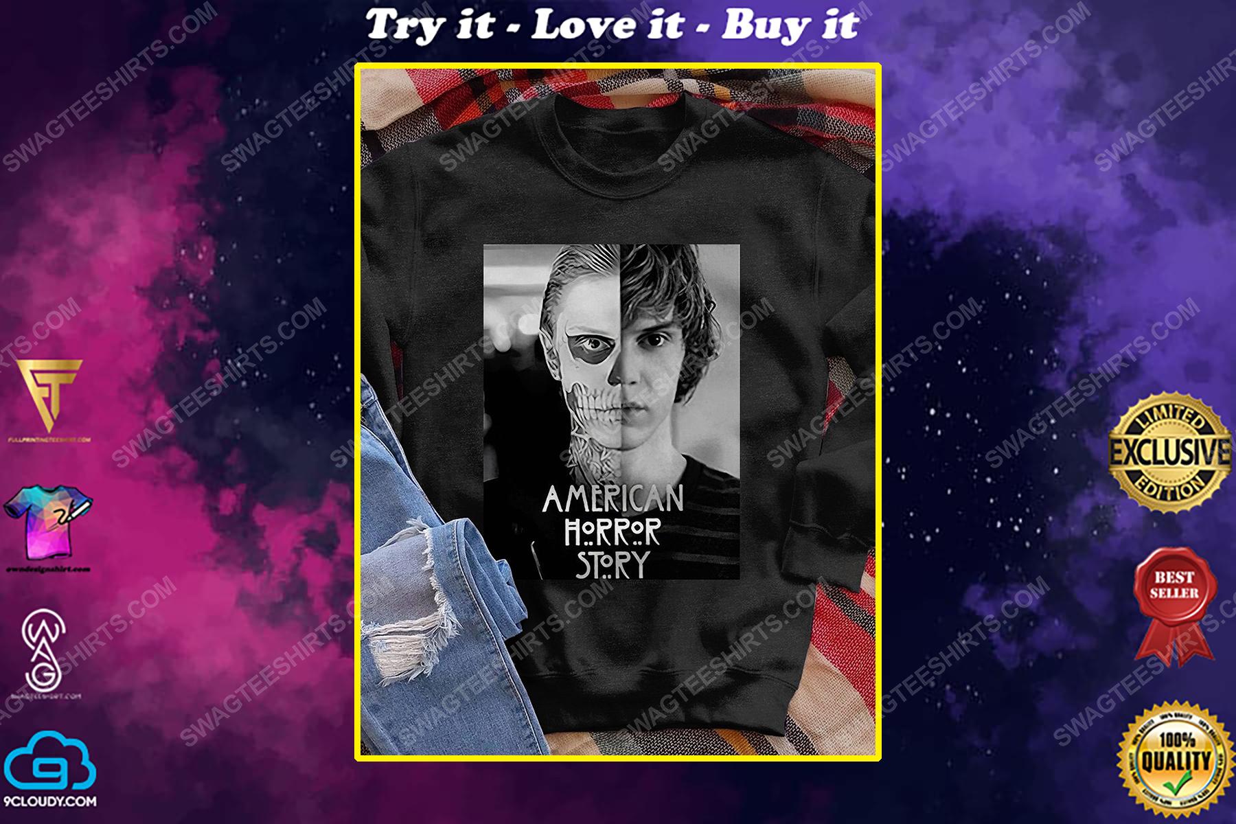 Halloween night american horror story full print shirt