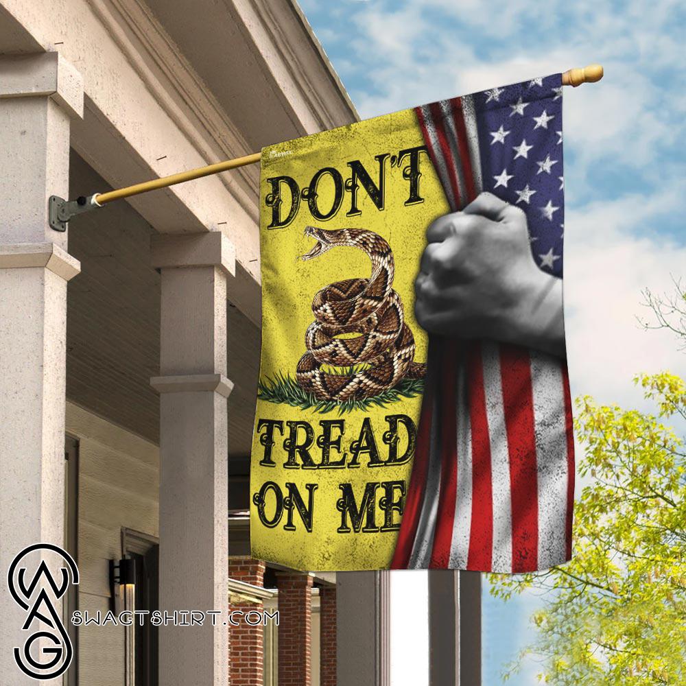 Don_t tread on me american libertarian gadsden flag